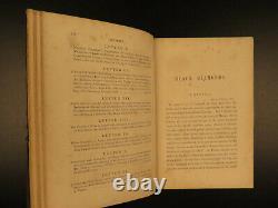 1859 1ed pro SLAVERY Black Diamonds Civil War Propaganda Pollard Slave Trade