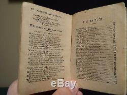 1861 The Soldier's Hymn Book. Civil War. Publ. Young Men's Christian Assoc, NY