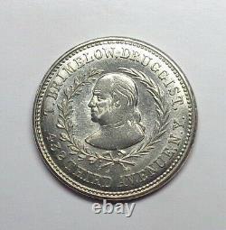 (1862-5) US Civil War Token T. Brimelow, Druggist, NY-630K/5j