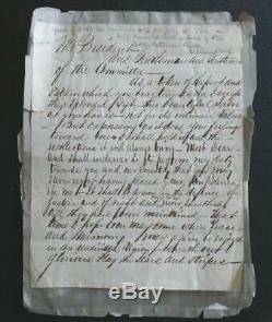 1862 CIVIL WAR 10th NY Calvary GEORGE VANDERBILT SWORD ACCEPTANCE SPEECH