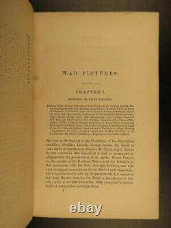 1863 1ed Confederate Civil War Southern Pictures Estvan Longstreet Robert E Lee