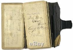 1864 Civil War Diary From a 5th New York Cavalryman