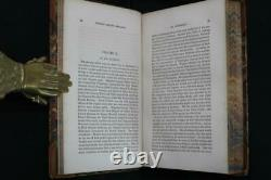 1865 1stED Sherman and His Campaigns Civil War Illustrated Leather