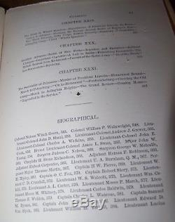 1867 CIVIL War History 76th Regiment New York Volunteers Otesgo Cortland Ny