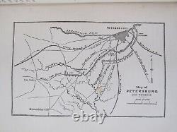1873 Cooke A LIFE OF GEN. ROBERT E. LEE Rare Old Civil War Book Illus. & Maps