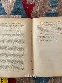 1879 Camp And Field Life Of The Fifth New York Volunteer Infantry CIVIL War
