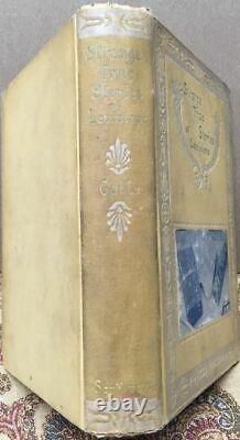 1889Strange TRUE StoriesLOUISIANA1st Ed. BOOKCivil WarSUPERNATURALby CABLE