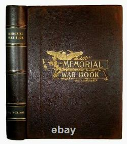 1894 CIVIL WAR Photo Record MATHEW BRADY Military UNION CONFEDERATE Army Navy US