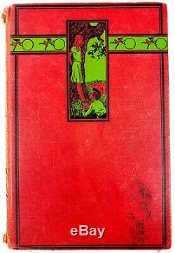 1911 edition LITTLE WOMEN SET 1st & pt 2 LOUISA MAY ALCOTT Civil War JO'S BOYS
