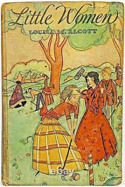 1915 LITTLE WOMEN Victorian AUTHORIZED Romance CIVIL WAR Movie LOUISA MAY ALCOTT