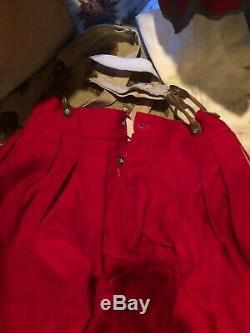 5th Complete New York DuZouave Civil War uniform reproduction Large Size