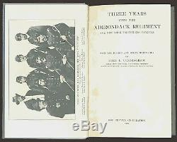 Adirondack Regiment History 118th New York Volunteers 1st Edit Civil War