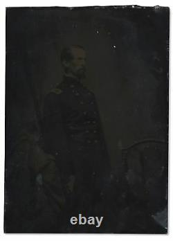 Ambrotype Photo Colonel Corcoran New York Civil War