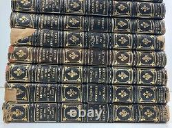 Antique 1911-1912 The Photographic History Of The CIVIL War 10 Volume Book Set