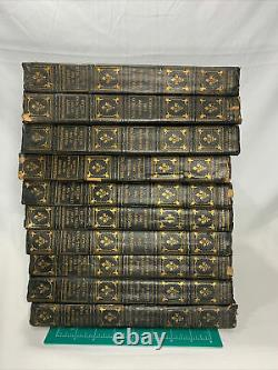 Antique 1912 The Photographic History Of The CIVIL War 10 Volume Book Set