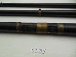 Antique Fishing Rod John Conroy New York Unmarked 1860's Civil War Era Rare