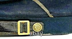 Awesome American Civil War U. S. Army NY Officer Kepi