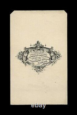 BRADY CDV OF MICHAEL CORCORAN 69TH REGIMENT NY, CIVIL WAR, IRISH BRIGADE 1860s