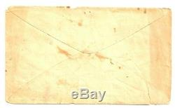 CIVIL WAR Love One Another PATRIOTIC Cover 5th NY SHARPSBURGH MD Duryee's Zouave