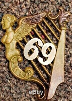CIVIL War 69 New York Harp Original