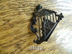 CIVIL War Era New York Irish Brigade Harp Insignia