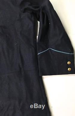 CIVIL War Us Union New York State Militia Infantry Frock Jacket-medium