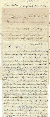 Civil War 160th NY Private Gets Detalis About Gettysburg, Vicksburg, Richmond
