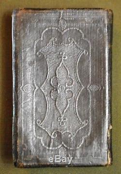 Civil War Bible 1862,81st Infantry NY Vol. ID'd
