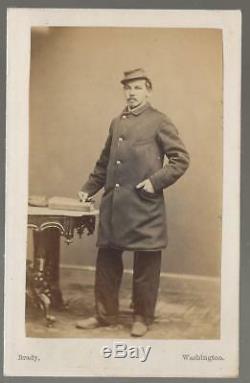 Civil War CDV Union Lt Andrew Kaldt 29th New York Infantry