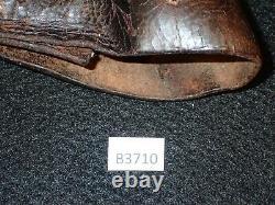Civil War Era US Pepperbox Leather Holster Sprague & Marston New York Wild West