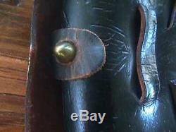 Civil War NY NG 7th Regiment Cartridge Pouch