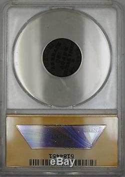 Civil War NY-Troy F Plum Storecard Token 890c-2h ANACS AU-58