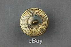 Civil War Pennsylvania State Seal Coat Button Horstmann & Co. NY & PHI