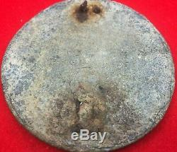 Civil War Union Breast Plate W. H Smith Brooklyn NY