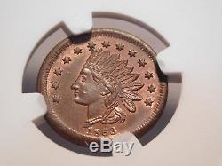 Civil war token Buffalo, New York