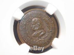 Civil war token New York, New York
