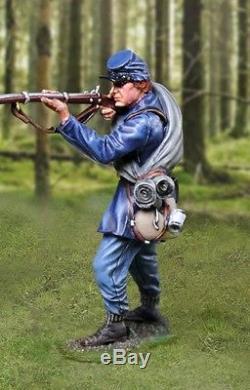 Collectors Showcase CIVIL War Union 69th New York Irish Brigade Complete Set