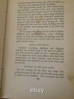 DRUM TAPS IN DIXIE 1861-1865 1st edn CIVIL WAR New York State Regimental history