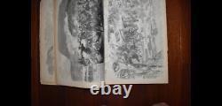Estate Find 1895 Frank Leslie Illustrated Civil War Book NICE COPY