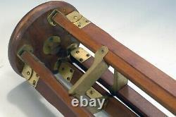 Folmer & Schwing Wood Tripod U. S. Engr Dept Eastman Kodak Co Rochester N. Y 1914