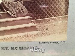 General US Grant President lg Photograph period 1885 NY Civil War photo