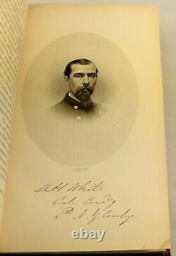 HISTORY OF THE FIFTH NEW YORK CAVALRY 1868 Civil War Military
