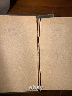HTF Ulysses S Grant Civil War Maps Battles 1stEd 2Vols Memoirs Owned Marine Hero