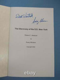 Historic Artifact from Treasure Ship S. S. New York 1846 Shipwreck with signed COA
