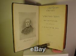 History 97th NY Infantry Conkling Rifles Hall 1890 Civil War Regiment