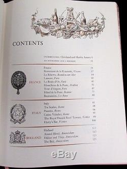 MARY & VINCENT PRICE A Treasury of Great Recipes Cookbook 1980 HC NEW RE1