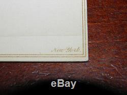 Mathew Brady CDV Civil War Major General Joseph Hooker New York