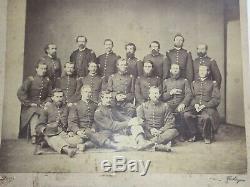 Matthew Brady 189th NY Volunteers Photo Col. Allen L Burr Ephemera Civil War