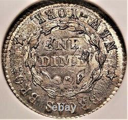 New York City Broas Bros Civil War Store Card NY 630L-4fo On 1841 10c NGC MS61