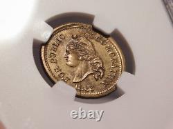 New York, New York civil war token store card NGC MS63